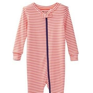 Tate + Tucker Striped Sleeper, 9-12 Months